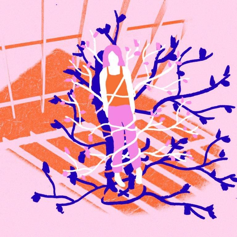 Illustration Anorexie Ep 3 L'enfer