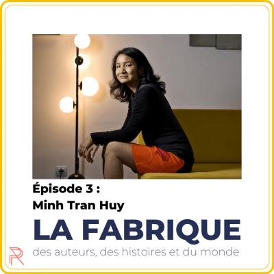 Pochette podcast Minh Tran Huy